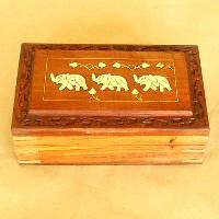 Wooden Jewellery Box (04)