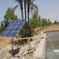 Agriculture Solar Water Pump
