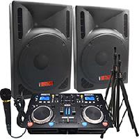 Dance Dj Systems