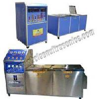 Multi Stage Ultrasonic Cleaning Systems