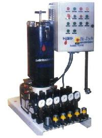 Multiline Radial Lubricator