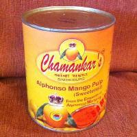 Alphonso Mango Pulp 02