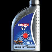 servo 4t lubricant oil