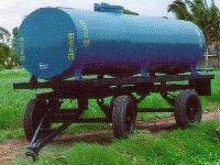 4 Wheel Tractor Mounted Water Tanker