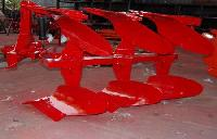 Three Furrow Reversible Hydraulic Plough