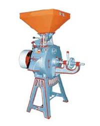 Vertical Flour Mill
