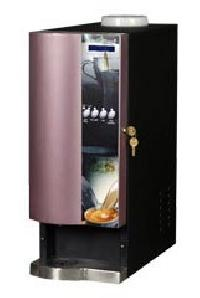 Two Selection Hot Beverage Vending Machines