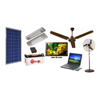 Solar Dc Home Power System