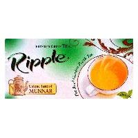 Ripple Premium Green Tea Bag