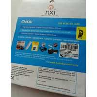 Nxi Memory Card 2gb 4gb 8gb