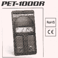Engine Tachometer - Pet 1000r