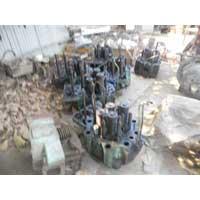 Engine Head Dl32 2000kva