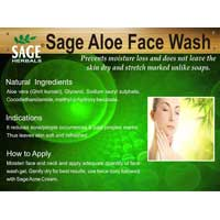 Aloe Face Wash