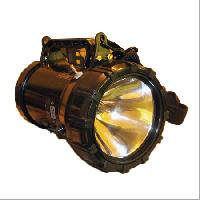 solar army search light