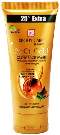 24ct. Gold Face Wash