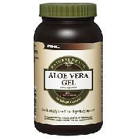 Aloe Vera Soft Gels