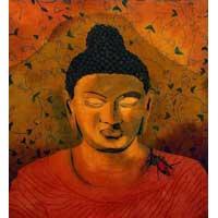 Budhha Painting