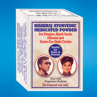 Ayurvedic Medicated Powder