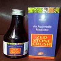 Zed Stone Crush Syrup