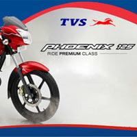 Tvs Phoenix 125cc Bike