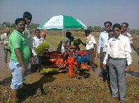 Rice Trans Planter Vst Shakti 8 Row & 4 Row