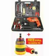 Tool Kit With Drill