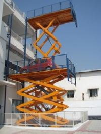 High Lift Car Lifts