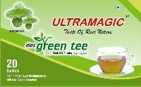 Pleasant Pudina Green Tea