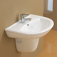 Table top wash basin manufacturers suppliers for Latest wash basin designs india