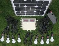 Solar Led Home Lighting