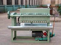 oil filter presses