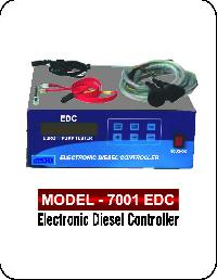Electronic Diesel Control Systems