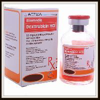 Doxorubicin Injection - Manufacturers, Suppliers
