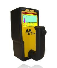 The Rc2plus Portable Radiation Detector