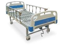 Double Function Manual Hospital Bed