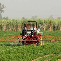 Agricultural Boom Sprayer