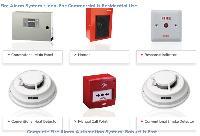 Smoke Alarm Security System