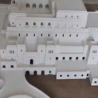 Royal Opera House At Masket Model
