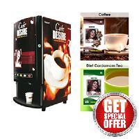 Coffee And Tea Vending Machines