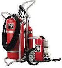 Ceasefire Watermist Fire Extinguisher