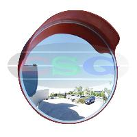 Convex Outdoor Mirror