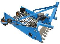 Farm Use 4u-2 Light Duty Potato Harvester