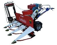 Heavy Duty Paddy Reaper Binder With Tractor