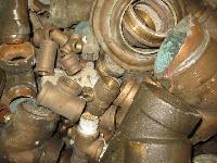 brass motor scrap
