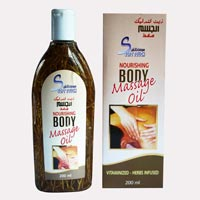 Soft Touch Nourishing Body Massage Oil