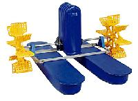Paddle Wheel Aerators