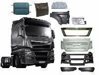 Truck Body Part