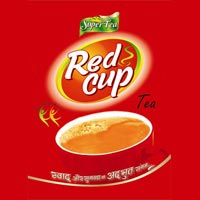 Super Tea Red Cup
