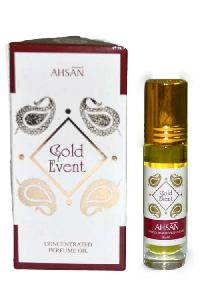 Gold Event Perfume Oil