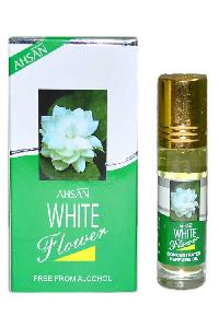 White Flower Perfume Oil